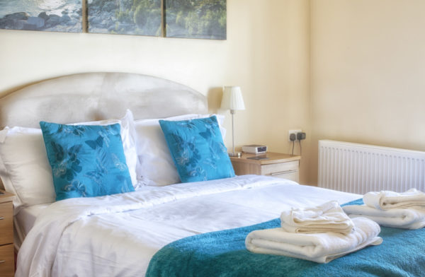 Beatrice Self Catering Studio with Seaview, Shanklin Villa Luxury Holiday Apartments, Isle of Wight