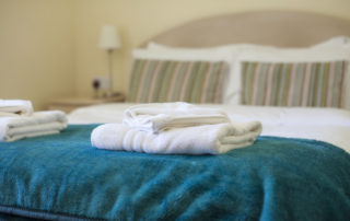 Cadogan_Apartment_Bedroom Shanklin Villa Luxury Self Catering Holiday Apartments, Isle of Wight
