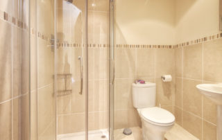 Cadogan_BathroomShanklin Villa Luxury Self Catering Holiday Apartments, Isle of Wight