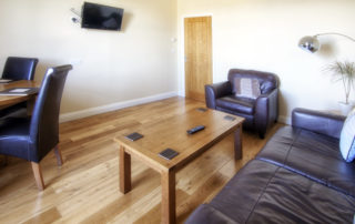 Cadogan_Lounge.Shanklin Villa Luxury Self Catering Holiday Apartments, Isle of Wight.