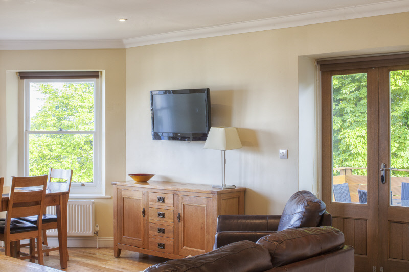 Cromwell 3 Bed Seaview Holiday Apartment, Shanklin Villa Luxury Self Catering Apartments, Isle of Wight