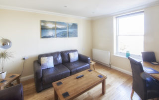 Lounge_Cadogan.Shanklin Villa Luxury Self Catering Holiday Apartments, Isle of Wight