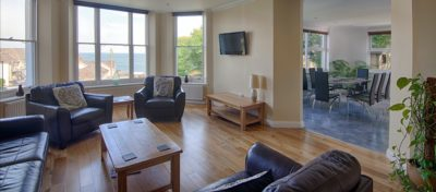 Shanklin Villa, Luxury Self Catering Holiday Apartment, Isle of wight