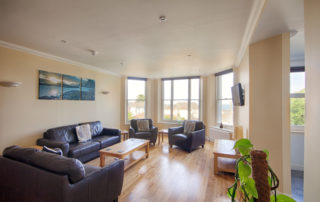 Montagu_Lounge.Shanklin Villa Luxury Self Catering Holiday Apartments, Isle of Wight