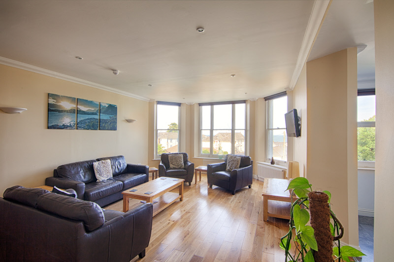 Montagu 3 Bed Holiday Apartment with Seaview, Shanklin Villa Luxury Apartments, Isle of Wight