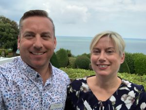 Steven & Clare, Shanklin Villa Luxury Self Catering Holiday Apartments